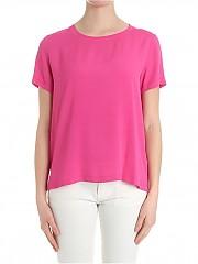 [관부가세포함][her shirt] Fuchsia Sierra sweater (T02688 740 573H)