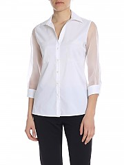 [관부가세포함][her shirt] Aziza shirt in white (A02027 641B 020)