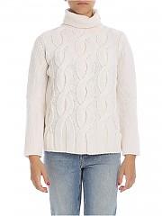 [관부가세포함][캉크라 캐시미어] FW19 여성 터틀넥 스웨터 (0IA 8800 05 00002)