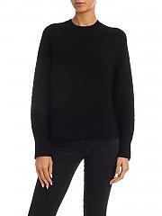 [관부가세포함][다이앤폰퍼스텐버그] FW19 여성 Axel 풀오버 in black (13329 BLACK)