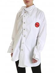[관부가세포함][비비안웨스트우드 앵글로매니아] SS20 여성 롱셔츠 (15010038-11258 A401)
