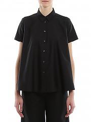 [관부가세포함][Aspesi] SS20 여성 반팔 포플린 셔츠 (H703 D307 85241)