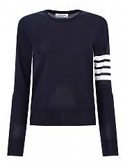 [관부가세포함][톰브라운] FW20 여성 니트 스웨터 (FKA280A-00014 415)