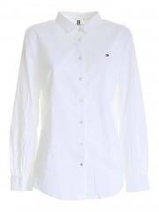 [관부가세포함][타미힐피거] FW20 여성 셔츠 (WW0WW27371 YCF)
