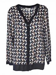 [관부가세포함][에스 막스마라] FW20 여성 실크 셔츠 가디건 (91160108 000 004)