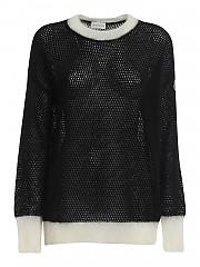 [관부가세포함][몽클레르] FW20 여성 니트 스웨터 (9C74250 A9441 999)