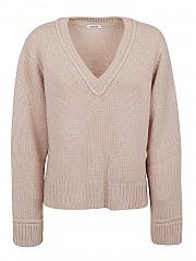 [관부가세포함][패로슈] FW20 여성 울혼방 니트 스웨터 (D511584 LINETTE 063)