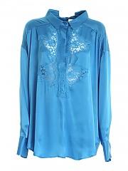 [관부가세포함][에르마노 바이 에르마노 설비노] FW20 여성 셔츠 (47 T CM17 00441)