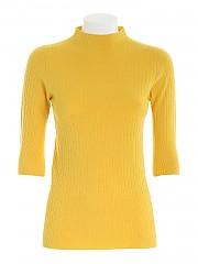 [관부가세포함][에르마노 바이 에르마노 설비노] FW20 여성 7부 니트 스웨터 (47 T MG33 00428)