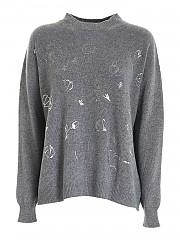 [관부가세포함][에르마노 바이 에르마노 설비노] FW20 여성 니트 스웨터 (47 T MG48 09595)