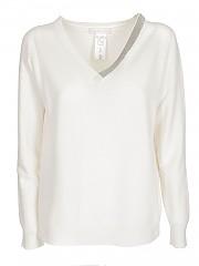 [관부가세포함][파비아나 필리피] FW20 여성 니트 스웨터 (MAD220W011 N128 25)