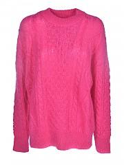 [관부가세포함][라네우스] FW20 여성 니트 스웨터 (MGD544 FUXIA)