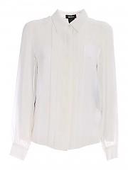 [관부가세포함][DKNY] FW20 여성 플라스트론 셔츠 (P0GA7GF4 IVK)