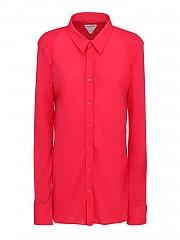 [관부가세포함][보테가베네타] FW20 여성 crêpe shirt (636591 V02I0 5521)