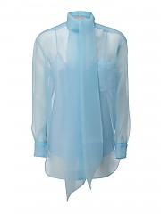 [관부가세포함][토리버치] FW20 여성 organza shirt (76110 404)