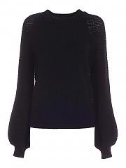 [관부가세포함][레코뱅] FW20 여성 크루넥 니트 스웨터 (0L1042 6131)