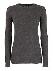 [관부가세포함][아뇨나] 캐시미어 크루넥 니트 스웨터 (K1000784 P080A K63)