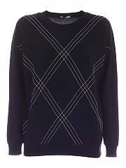[관부가세포함][페세리코] FW20 여성 니트 스웨터 (S99443F12R 09018 062)
