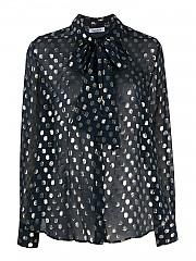 [관부가세포함][패로슈] FW20 여성 실크 셔츠 (SCINTILLA D380459 012)