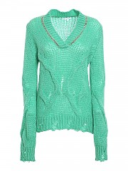 [관부가세포함][패트리지아 페페] FW20 여성 스웨터 (8M1041/A7I8-G496)