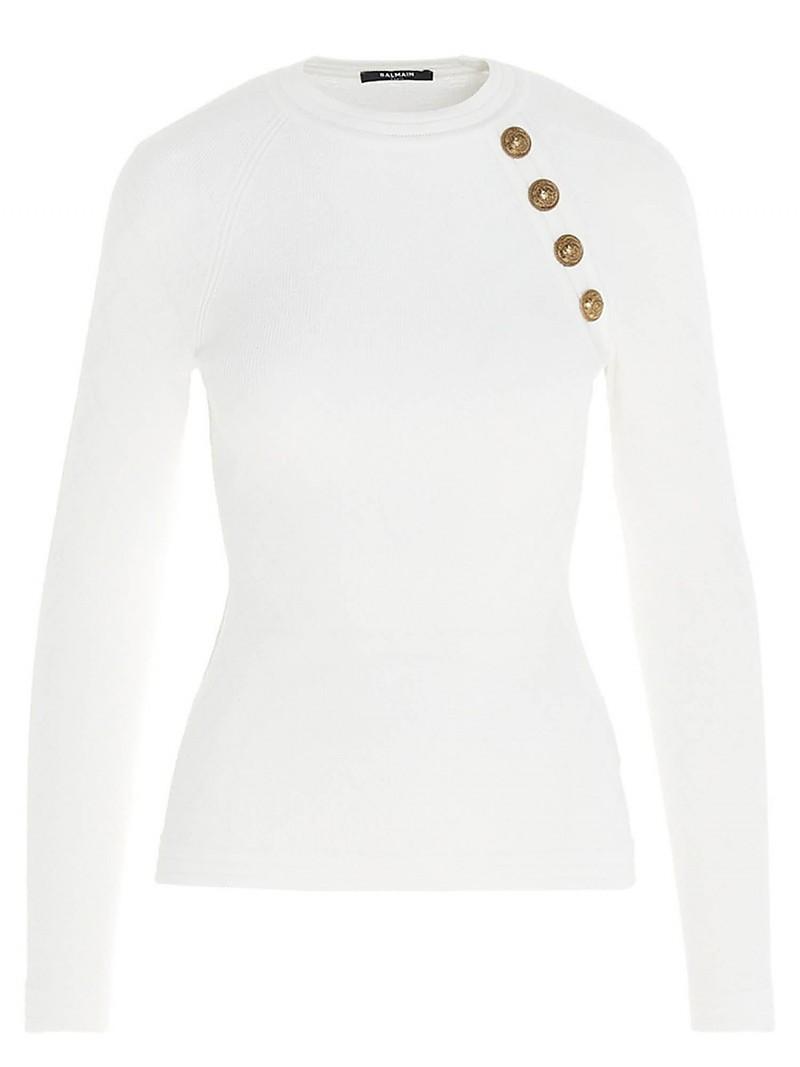 [관부가세포함][발망] FW20 여성 스웨터 (UF13114 K110 0FA)