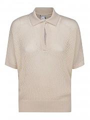 [관부가세포함][아뇨나] SS21 여성 반팔 폴로 셔츠 (K3010158T080CN01)