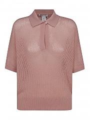 [관부가세포함][아뇨나] SS21 여성 반팔 폴로 셔츠 (K3010158T080CP12)