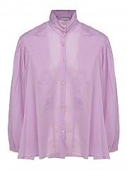 [관부가세포함][포르테포르테] SS21 여성 셔츠 (8076MYSHIRTLILAC)