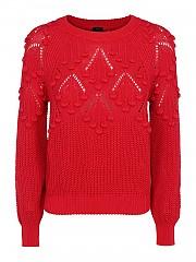 [관부가세포함][핀코] SS21 여성 스웨터 (1G1601Y71ZR73)