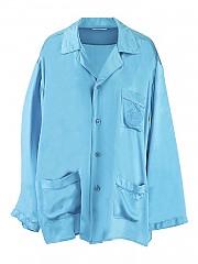 [관부가세포함][발렌시아가] SS21 여성 셔츠 (658184TKN014407)