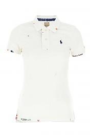 [관부가세포함][Polo Ralph Lauren] FW20 여성 반팔 피케 폴로 셔츠 G(211800342 001)