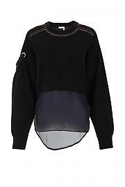 [관부가세포함][끌로에] FW20 여성 니트 스웨터 G(CHC20WMP21500 001)