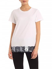 [관부가세포함][마이트윈트윈셋] SS20 여성 반팔 티셔츠 (201MP2352 00381)