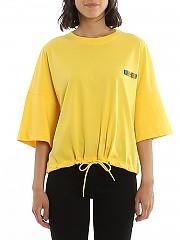 [관부가세포함][모스키노] SS20 여성 7부 티셔츠 (7015401027)