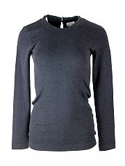 [관부가세포함][브루넬로 쿠치넬리] FW20 여성 긴팔 티셔츠 (M0TC8BI410.C055)