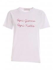 [관부가세포함][지아다 베닌까사] FW20 여성 반팔 티셔츠 (F0801T 3)