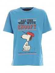 [관부가세포함][마크 제이콥스] FW20 여성 반팔 티셔츠 (C60001B2 430)