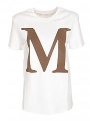 [관부가세포함][막스마라] FW20 여성 ufo 티셔츠 (19460303 650 008)