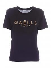 [관부가세포함][가엘 파리] FW20 여성 반팔 티셔츠 (GBD8188 NERO)