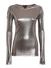 [관부가세포함][Avant Toi] FW20 여성 긴팔 티셔츠 (218D6853JMDVL-E V00421)