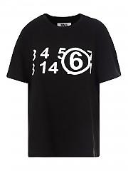 [관부가세포함][메종 마르지엘라] FW20 여성 반팔 티셔츠 (S62GD0071 S23588 900)