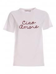 [관부가세포함][지아다 베닌까사] FW20 여성 반팔 티셔츠 (F0803T R1)