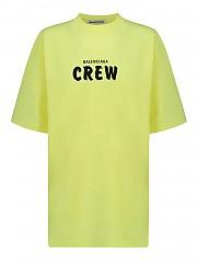 [관부가세포함][발렌시아가] FW20 여성 crew 티셔츠 (620941 TIVG9 7072)