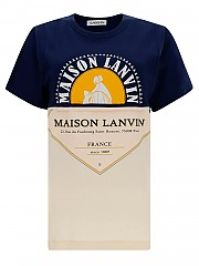 [관부가세포함][랑방] FW20 여성 반팔 티셔츠 (RW-TO614JJ-R31A-20 29)