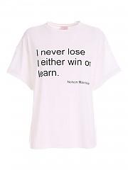 [관부가세포함][스텔라진]  nelson mandela quote 티셔츠 (J DR TE04 1259 0102)