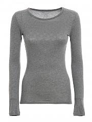 [관부가세포함][마제스틱 필라쳐] FW20 여성 캐시미어 티셔츠 (M005-FTS008 028)