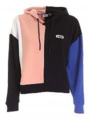 [관부가세포함][휠라] FW20 여성 후드 티셔츠 multicolor (687944 A737)