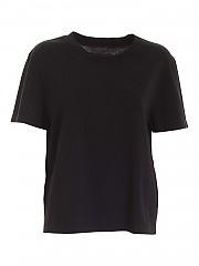 [관부가세포함][메종 마르지엘라] FW20 여성 반팔 티셔츠 (S32GC0576 S23588 900)
