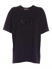 [관부가세포함][N° 21] FW20 여성 반팔 티셔츠 (20I N2M0 F061 6314 9000)