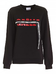 [관부가세포함][가엘 파리]  logo print 스웨트셔츠 (GBD7089 NERO)